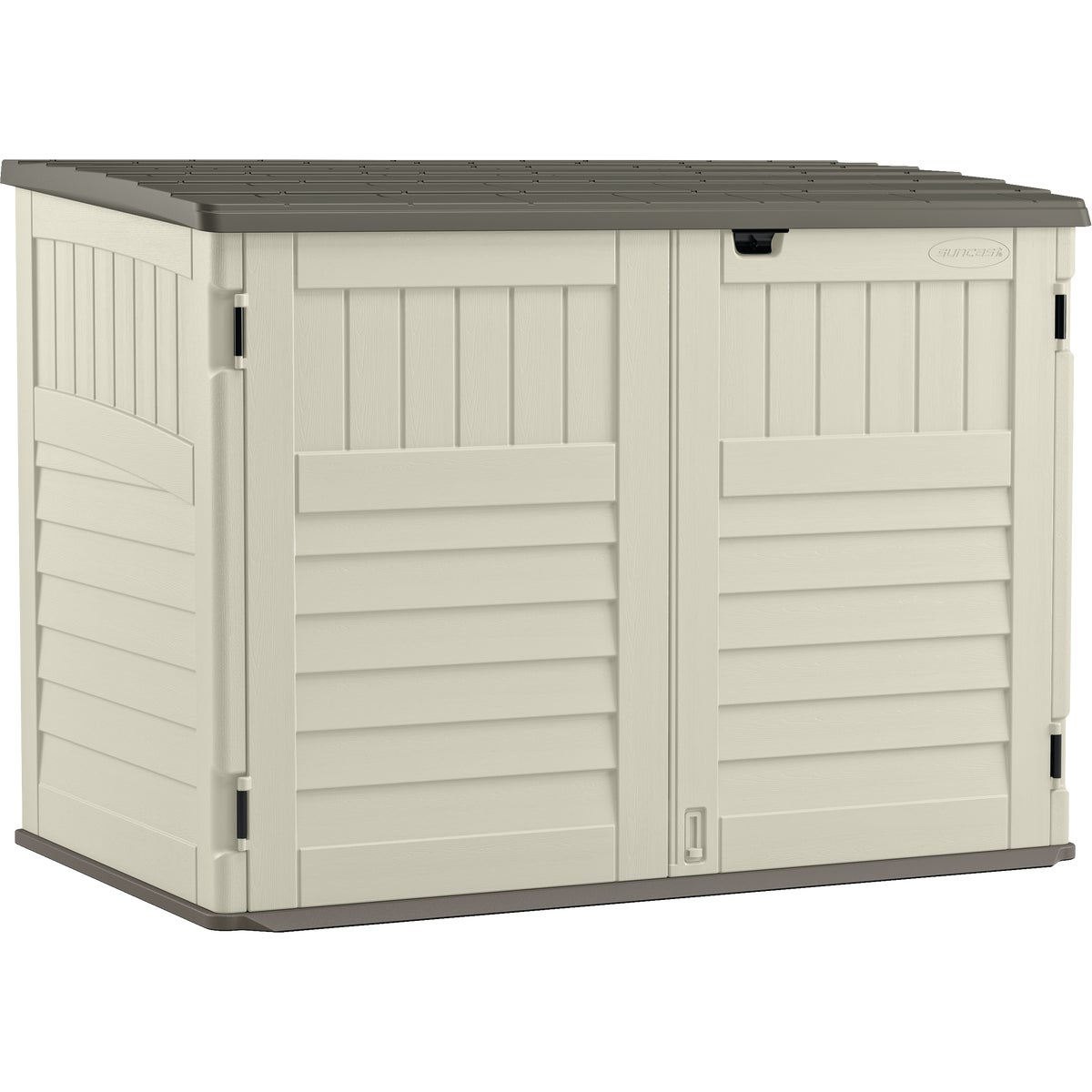 70CUFT HORIZONTAL SHED