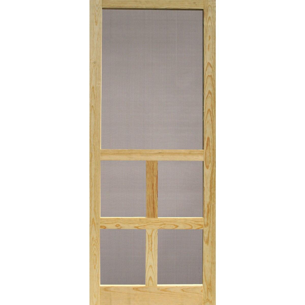 "30"" SEVILLA SCREEN DOOR - 2668 SEVILLA by Wood Prod Manufactur"