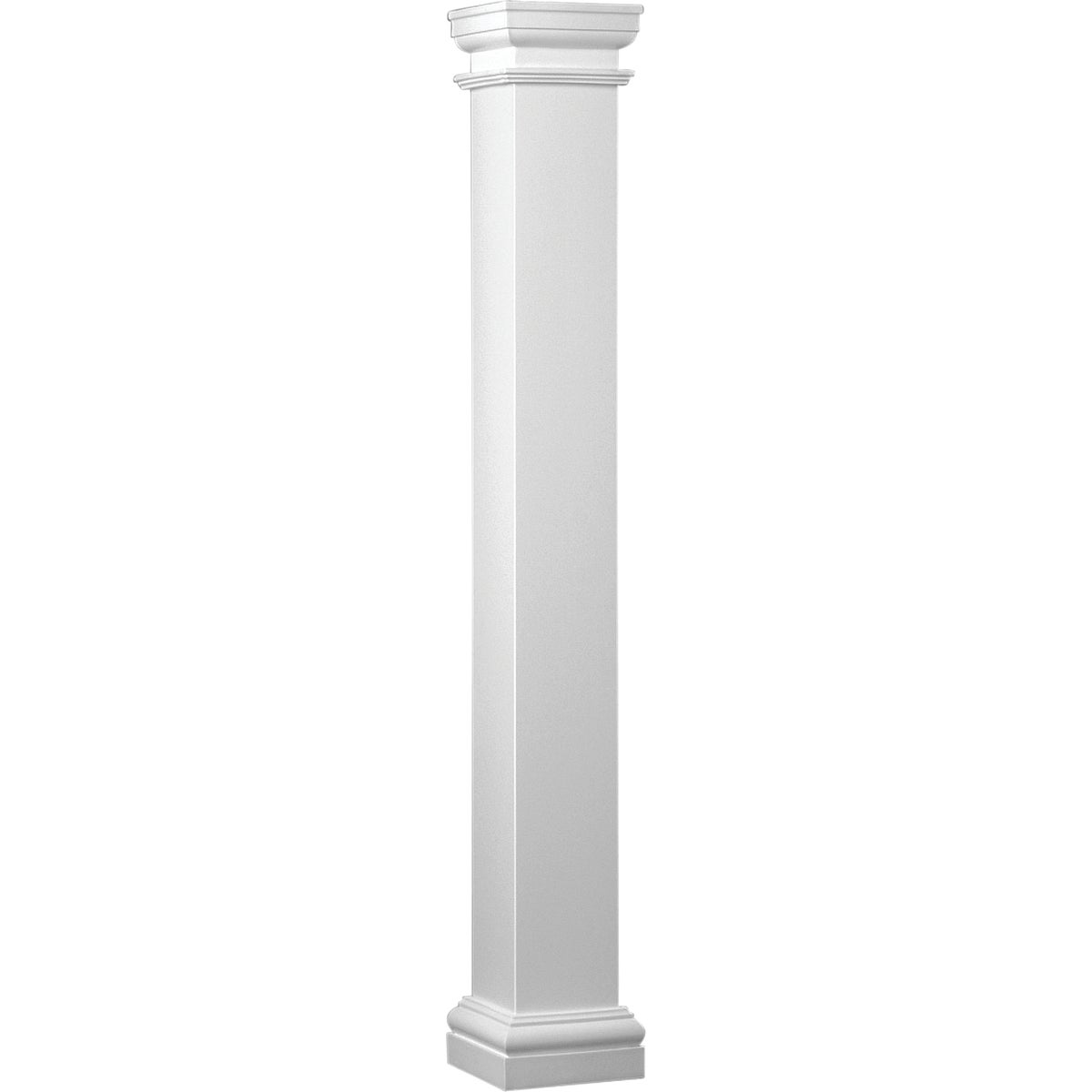 "8""X8' SQ F/G COLUMN - 80120808SP by DIXIE PACIFIC"