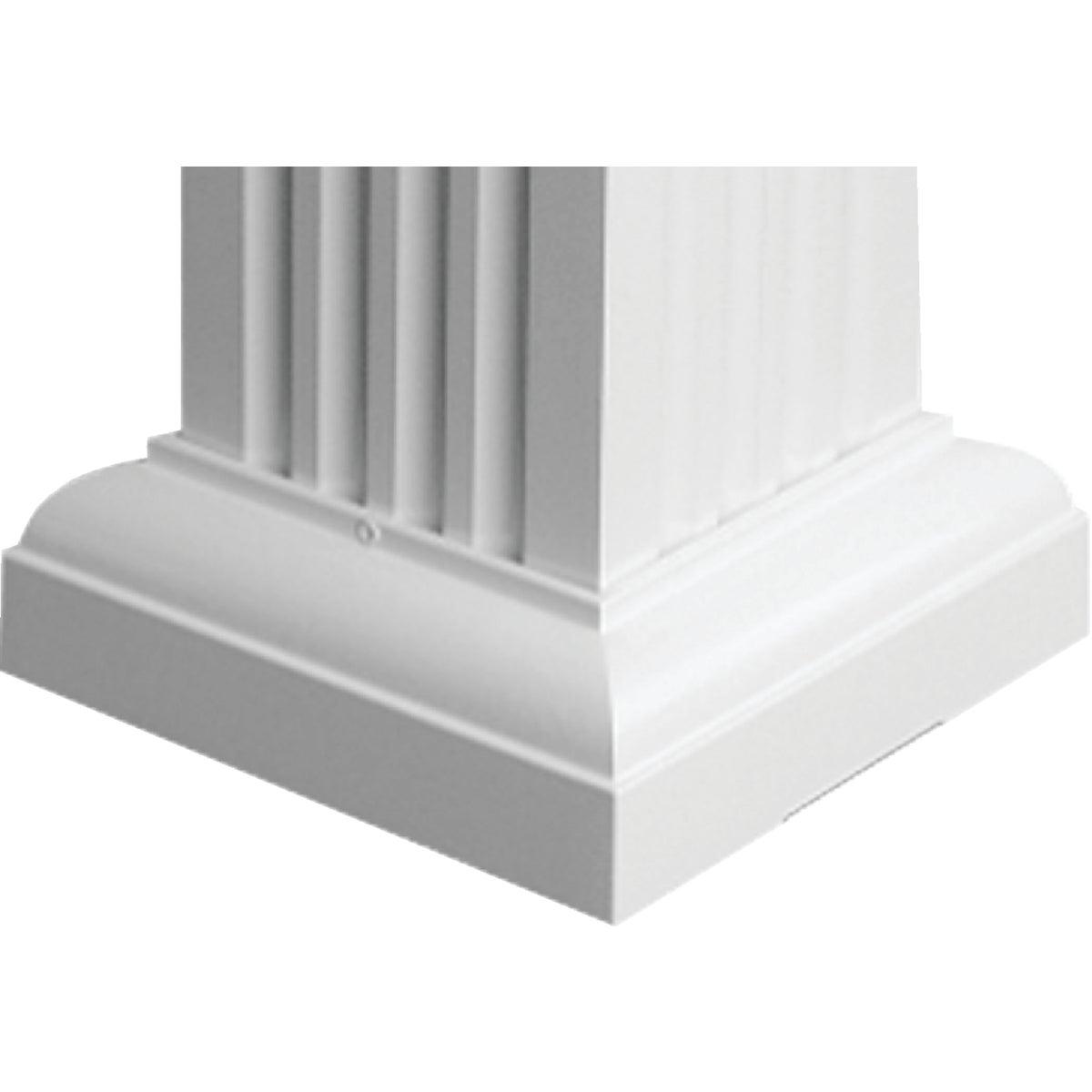 Aluminum Cap & Base Set