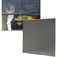 Snavely Instant Screen Garage Door Retractable Screen, DS83938