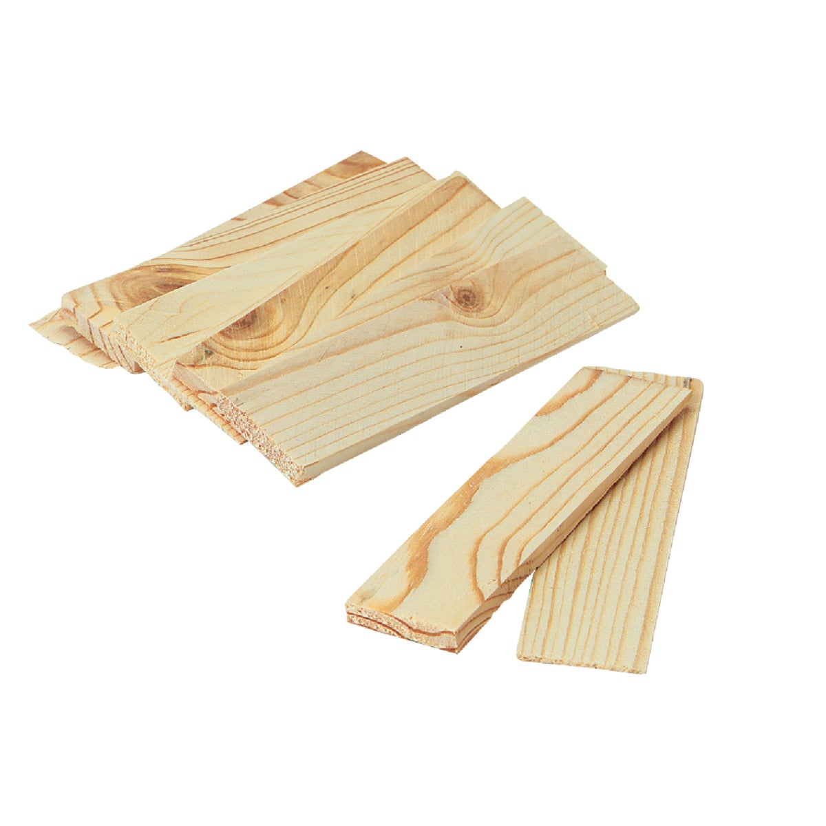 "6"" STRIP WOOD SHIMS - PSH6/9-72/56 by Nelson Wood Shims"