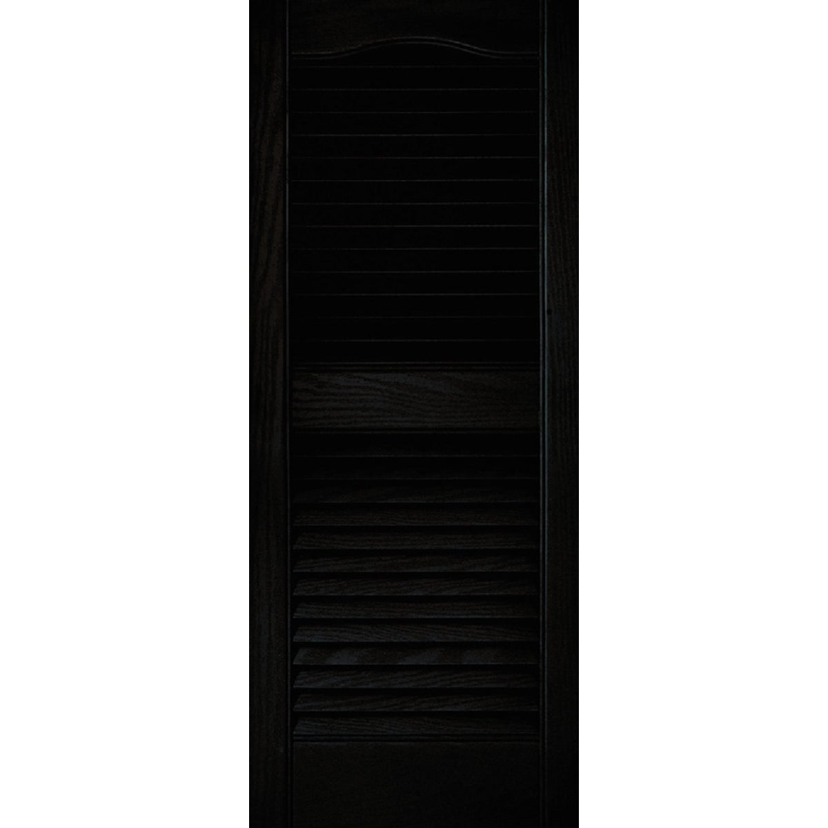 15X36 BLK LOUVER SHUTTER - 020140036002 by The Tapco Group