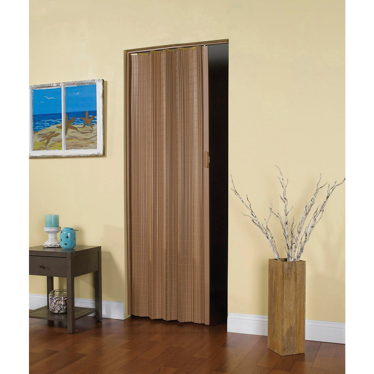 32X80 NAT FOLDING DOOR - HZ3280N by L T L Home Products