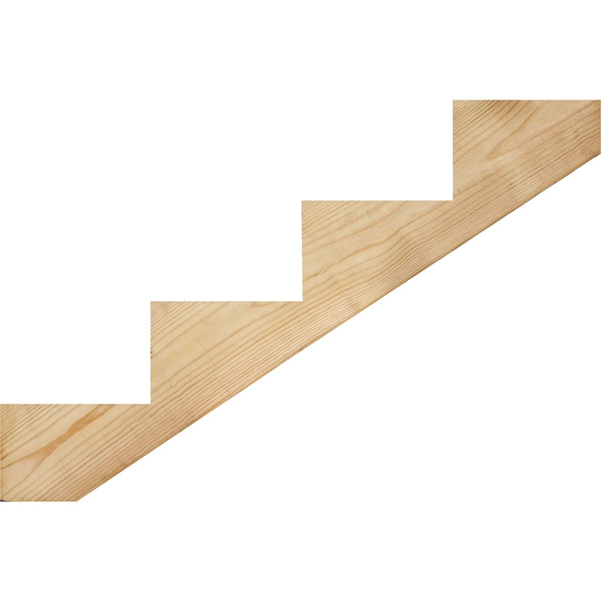 Treated 4-Step Stringer