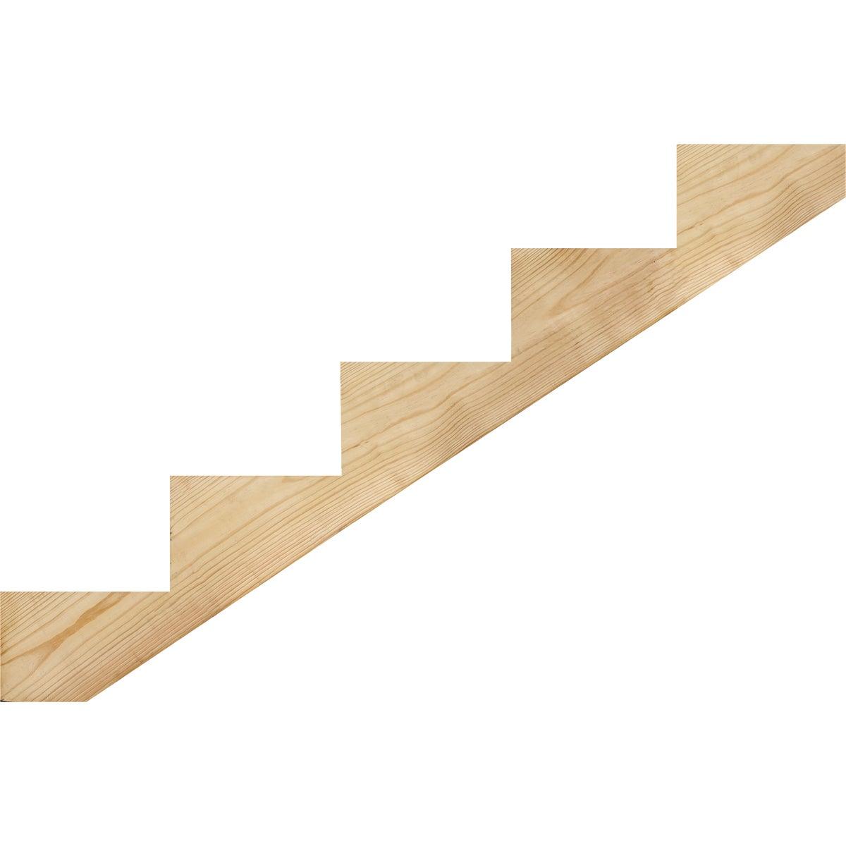 Treated 5-Step Stringer