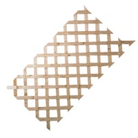 UFPI Wood Lattice 2X8X1/2