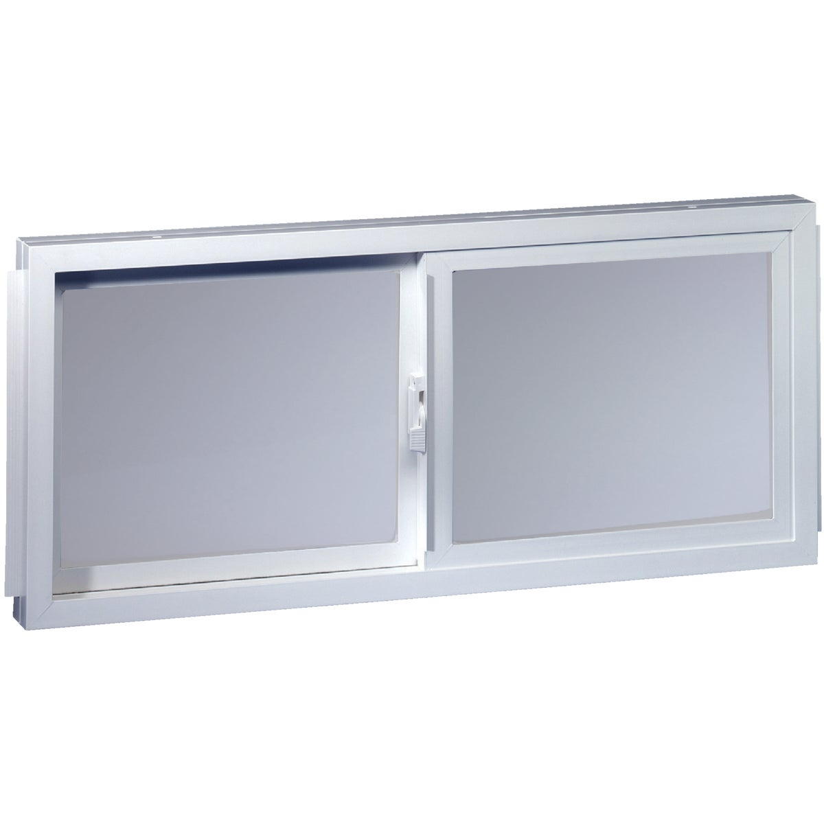 WHT BSMT SLDR WINDOW - 3218 by Duo Corp