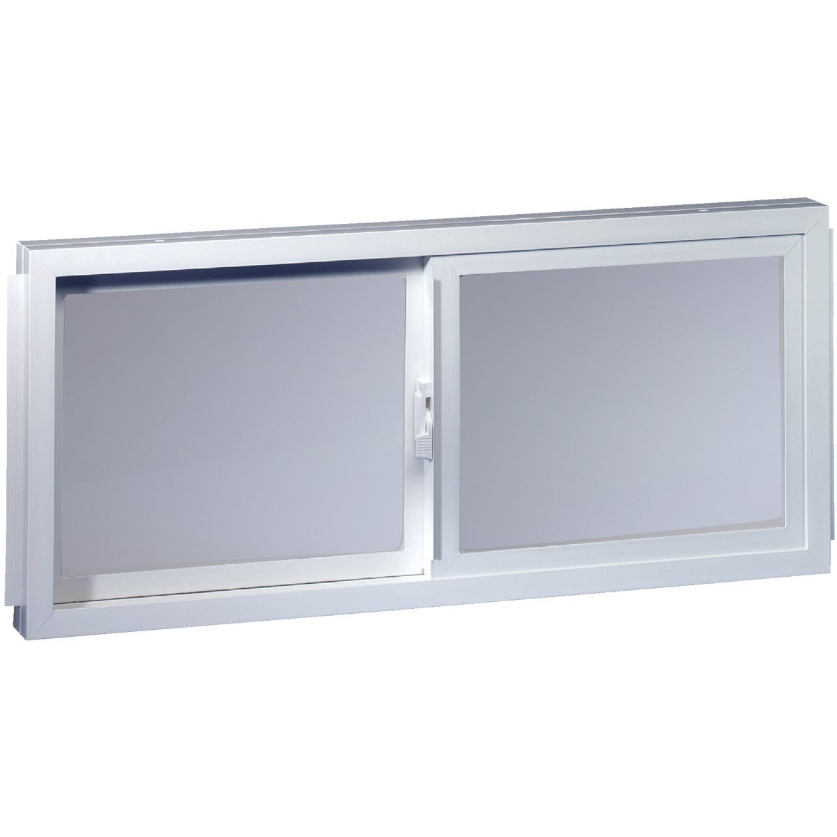 WHT BSMT SLDR WINDOW - 3222 by Duo Corp