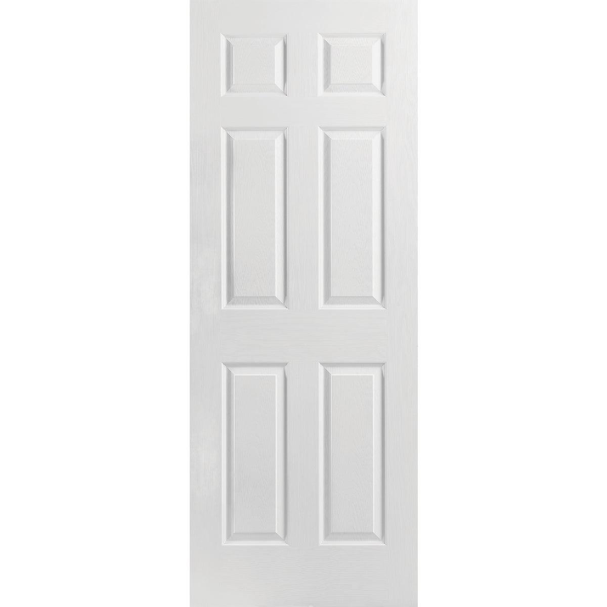 2/6 1-3/8 6PN TX HC DOOR