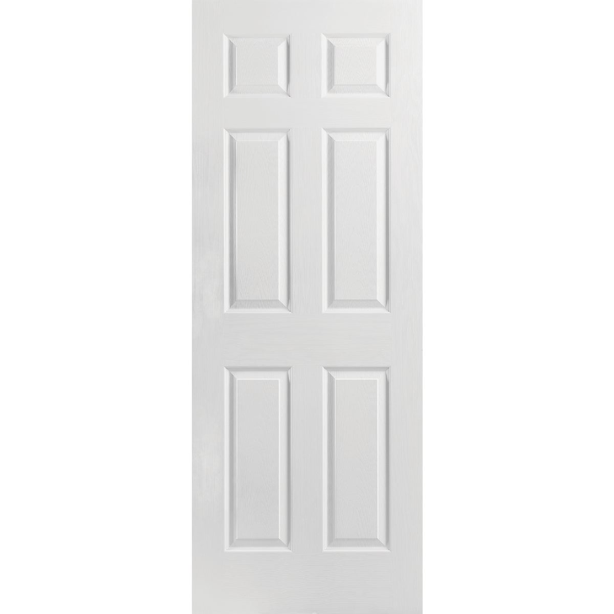 Masonite 2/6 1-3/8 6PN TX HC DOOR