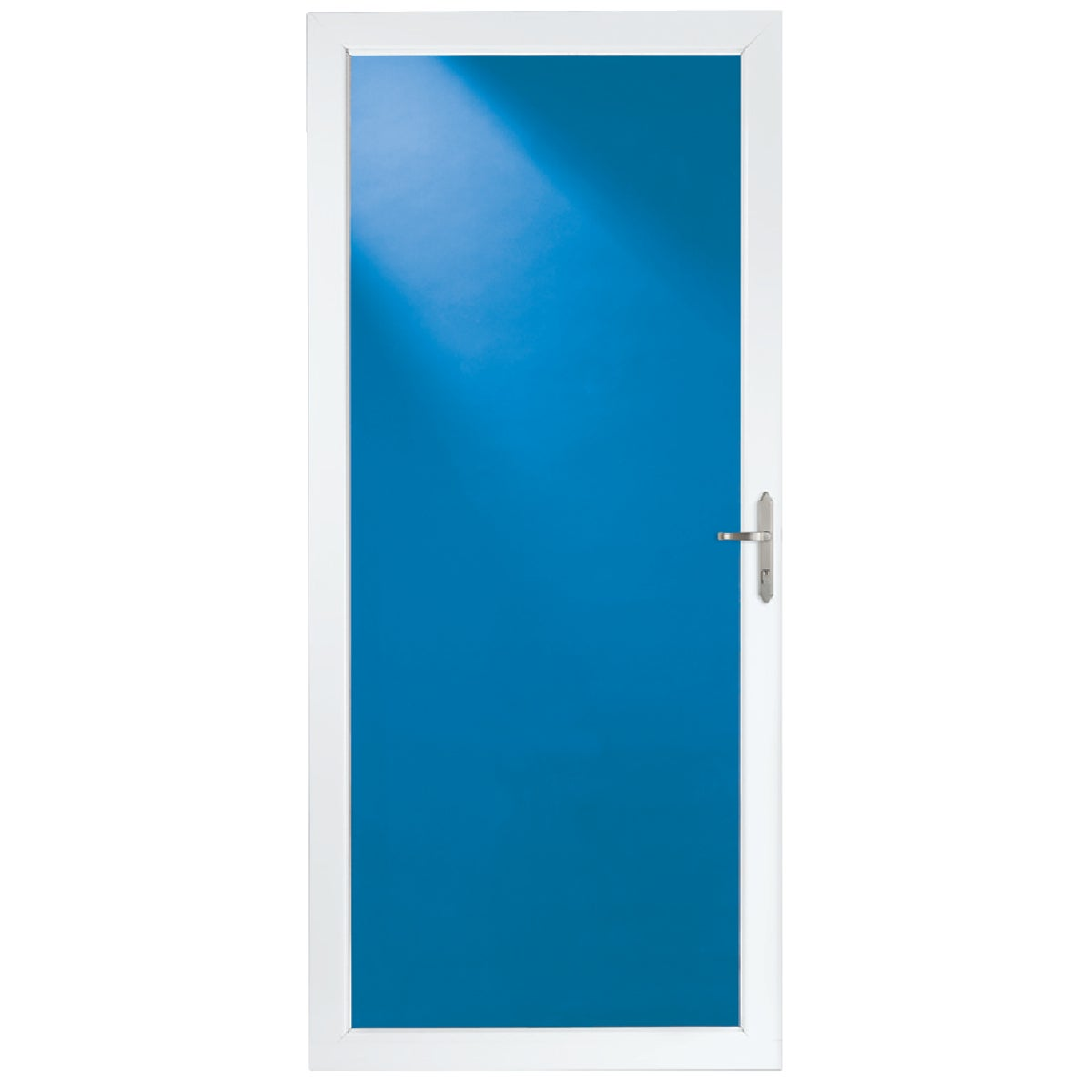 "32"" WHT FULL VIEW DOOR - 35004031 by Larson Mfg Co"
