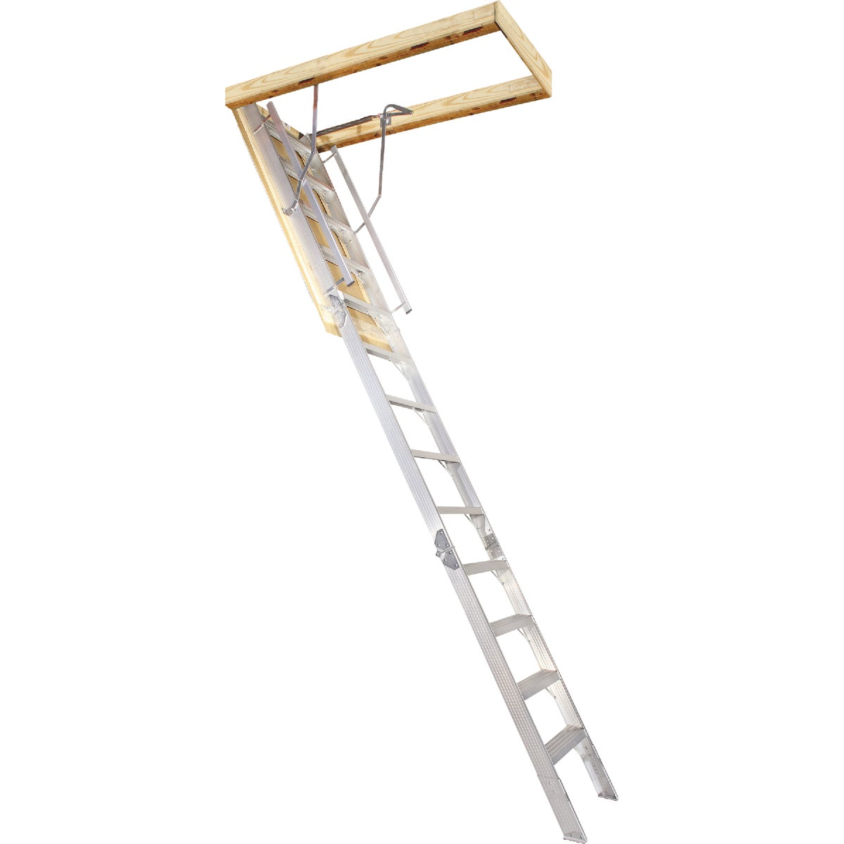 22-1/2X64 SUPREME STAIR - AL228P by Louisville Ladder