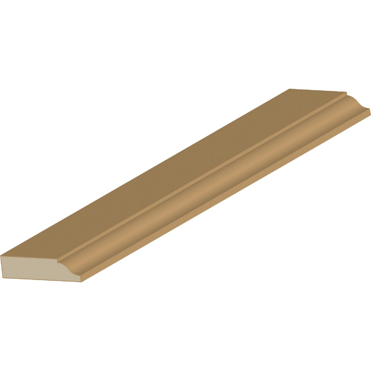 WM947 7' COL DOOR STOP - 94770FJPD by Jim White Millwork