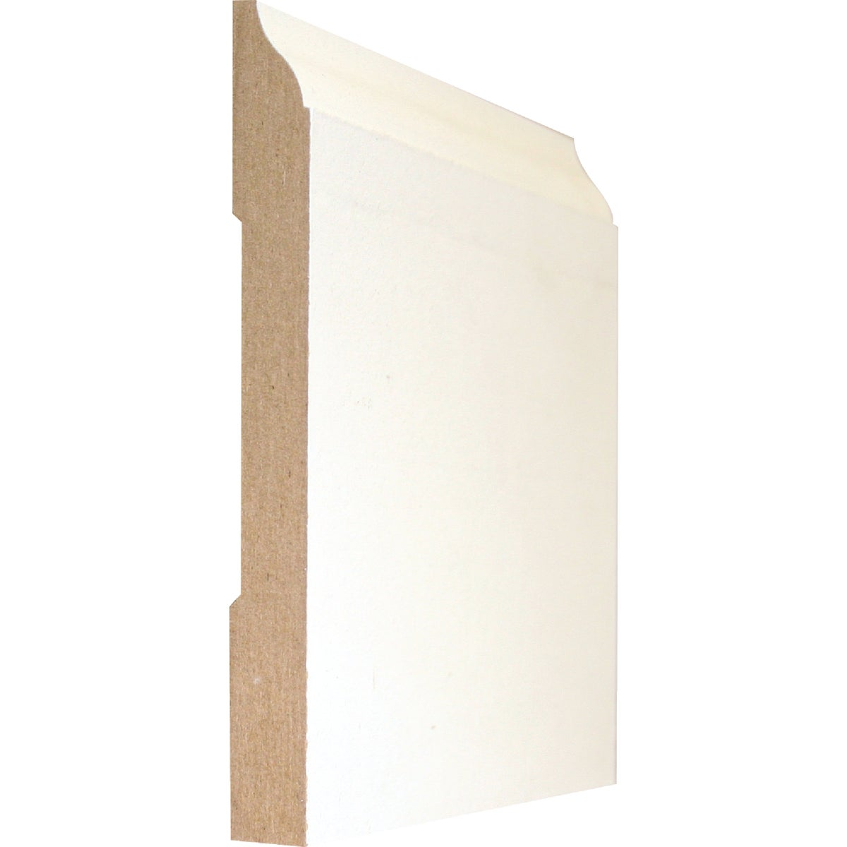 4-1/4X8' PMDF COL BASE - 62080MDFP by Jim White Millwork