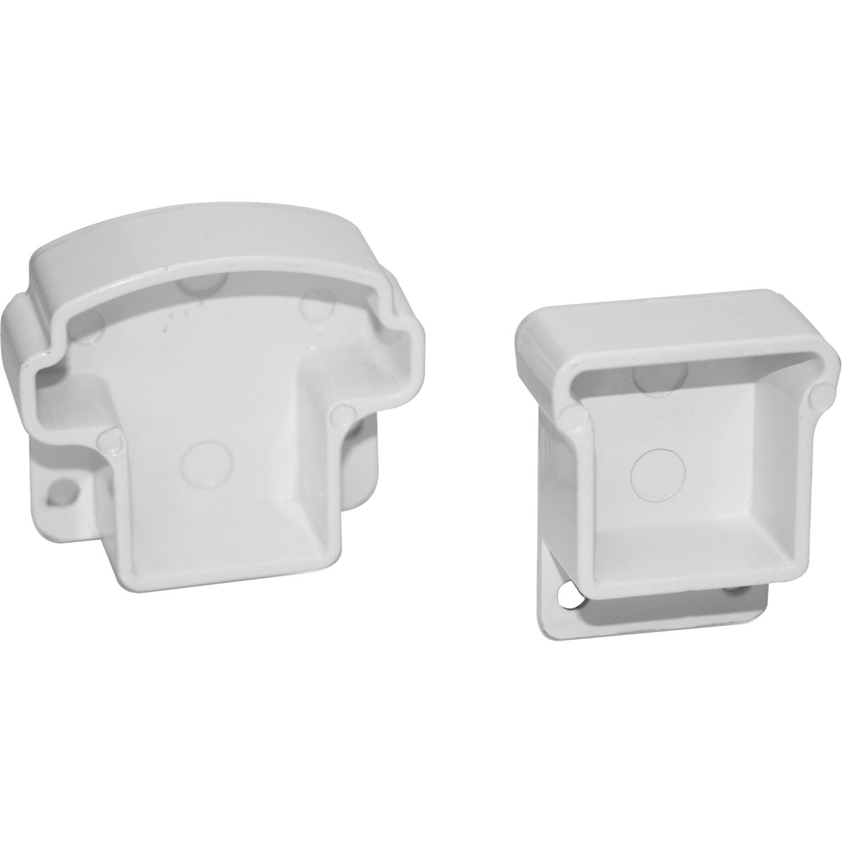 WHITE MOUNTING BRACKET