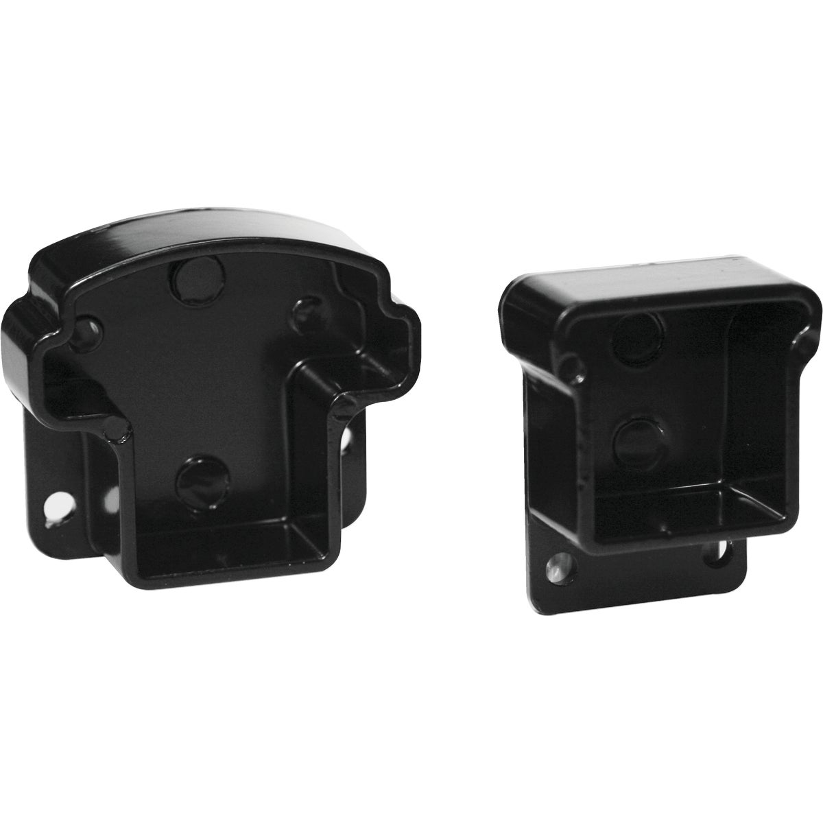 BLACK MOUNTING BRACKET