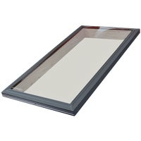 2X4 Brz Triple Skylight