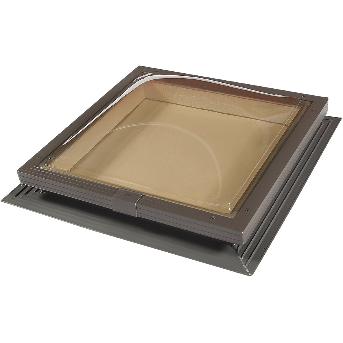 2X2 BRZ 2-DOME SKYLIGHT - SFA2222BCB by Sun Tek Manuf Inc