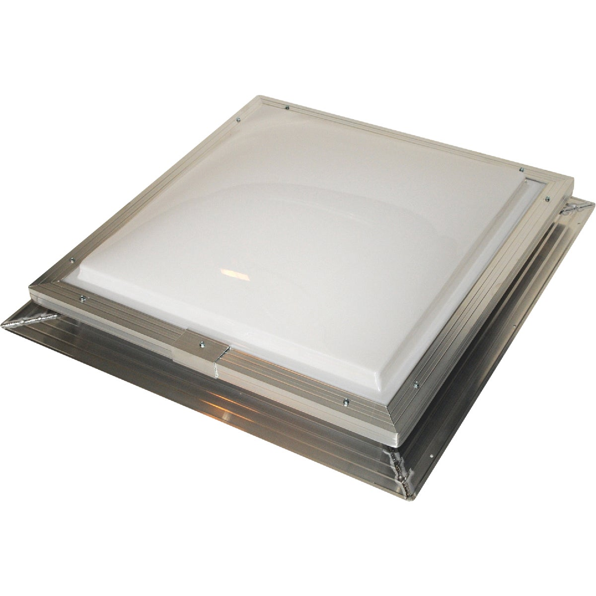 2X2 WH/CL 2DOME SKYLIGHT