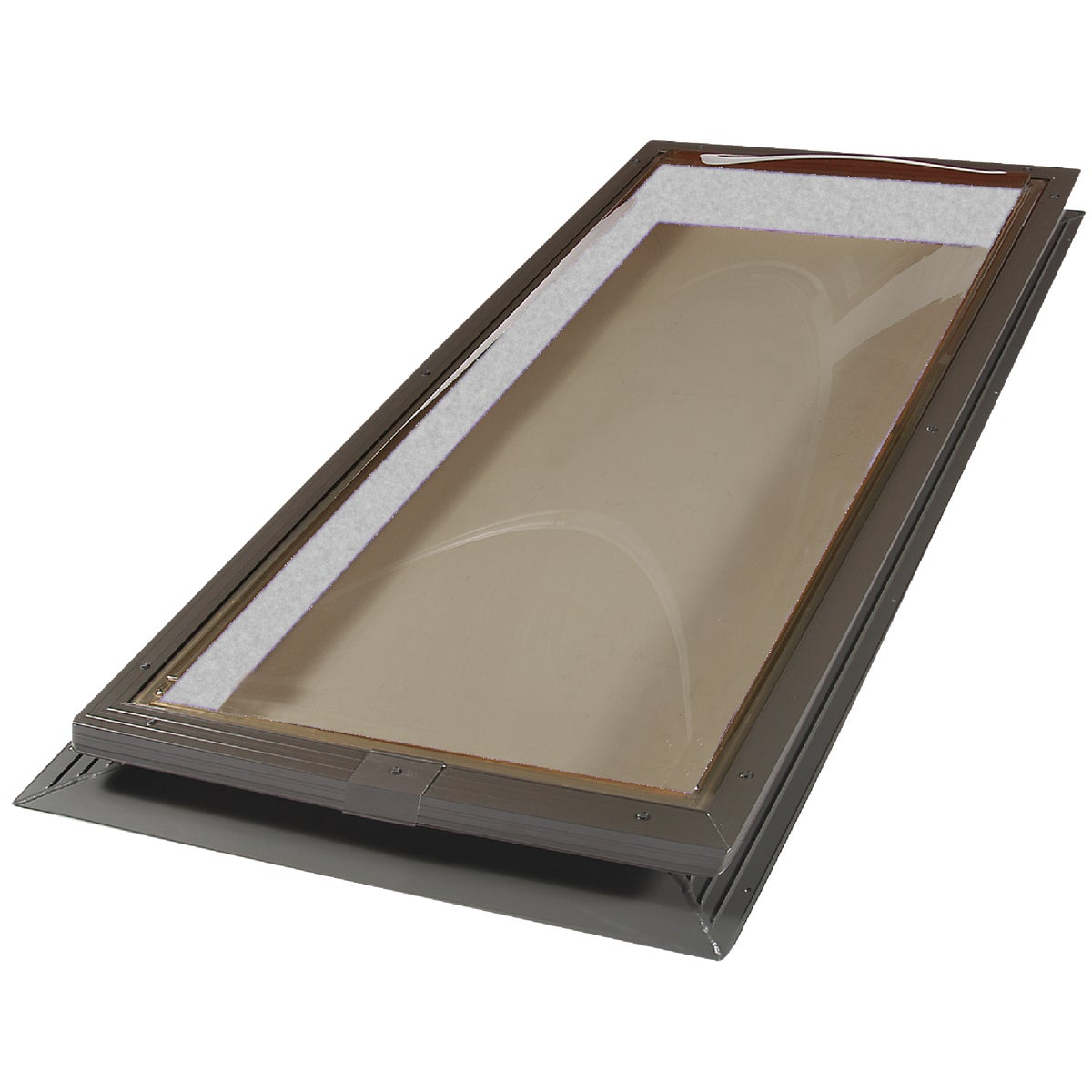 2X4 BRZ 2-DOME SKYLIGHT - SFA2246BCB by Sun Tek Manuf Inc