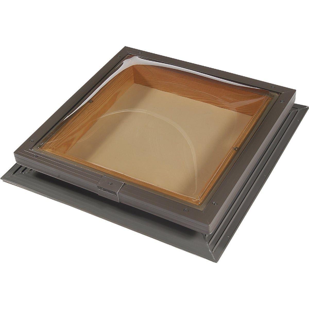 2X2 BZ/CL 3DOME SKYLIGHT - SFAW2222BCCB by Sun Tek Manuf Inc