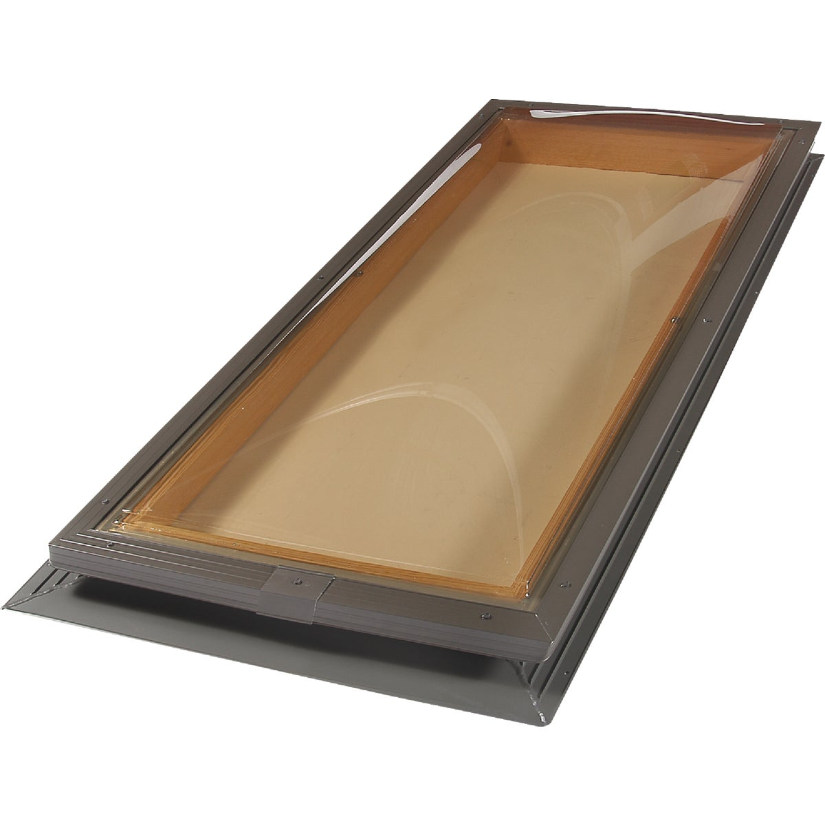 2X4 BZ/CL 3DOME SKYLIGHT - SFAW2246BCCB by Sun Tek Manuf Inc