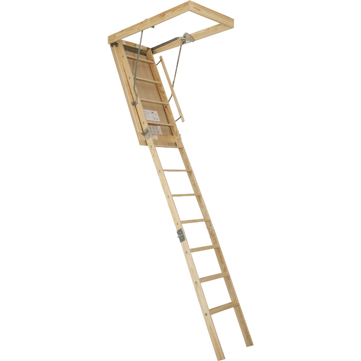 22X120 WNDSR ATTIC STAIR - BET100 by Louisville Ladder