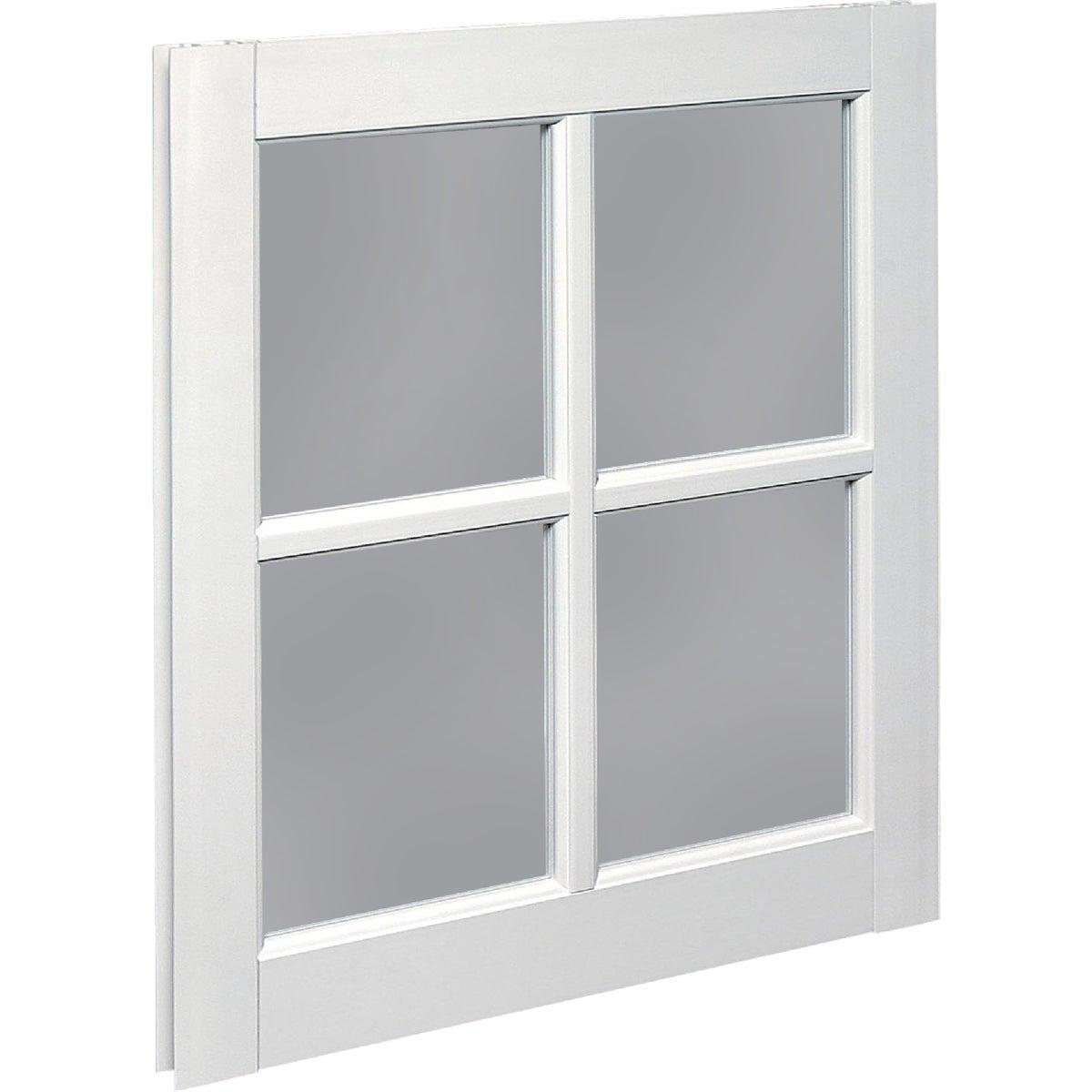 22X29 WHT PVC BARN SASH - BS2229W by Northview Window
