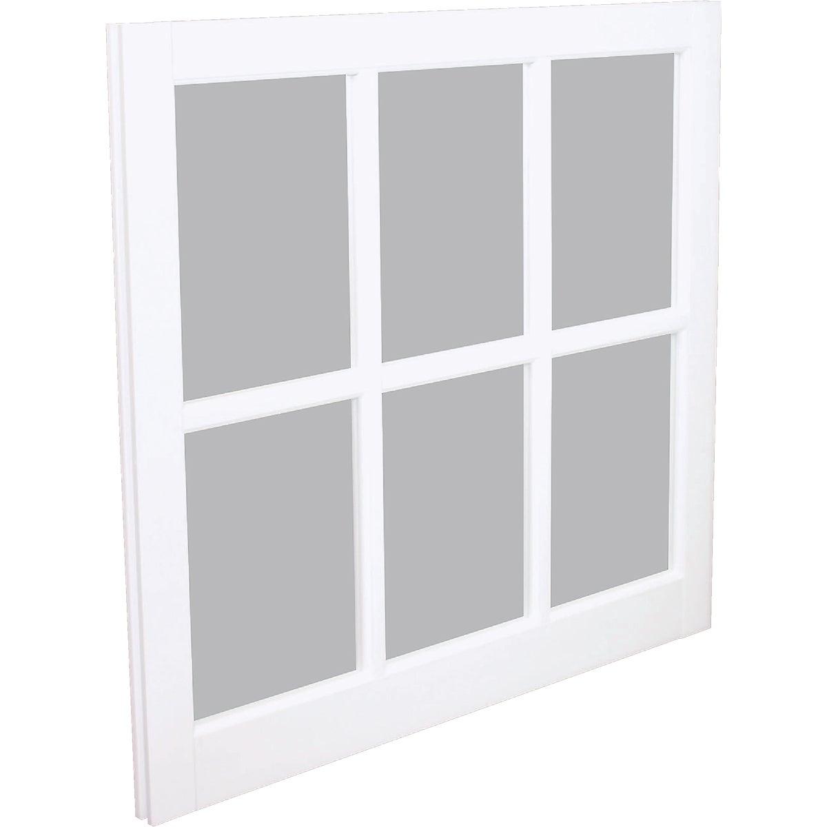 31X29 WHT PVC BARN SASH - BS3129W by Northview Window