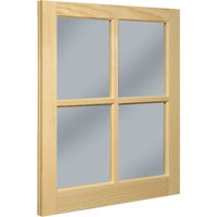 20X25 Wood Barn Sash