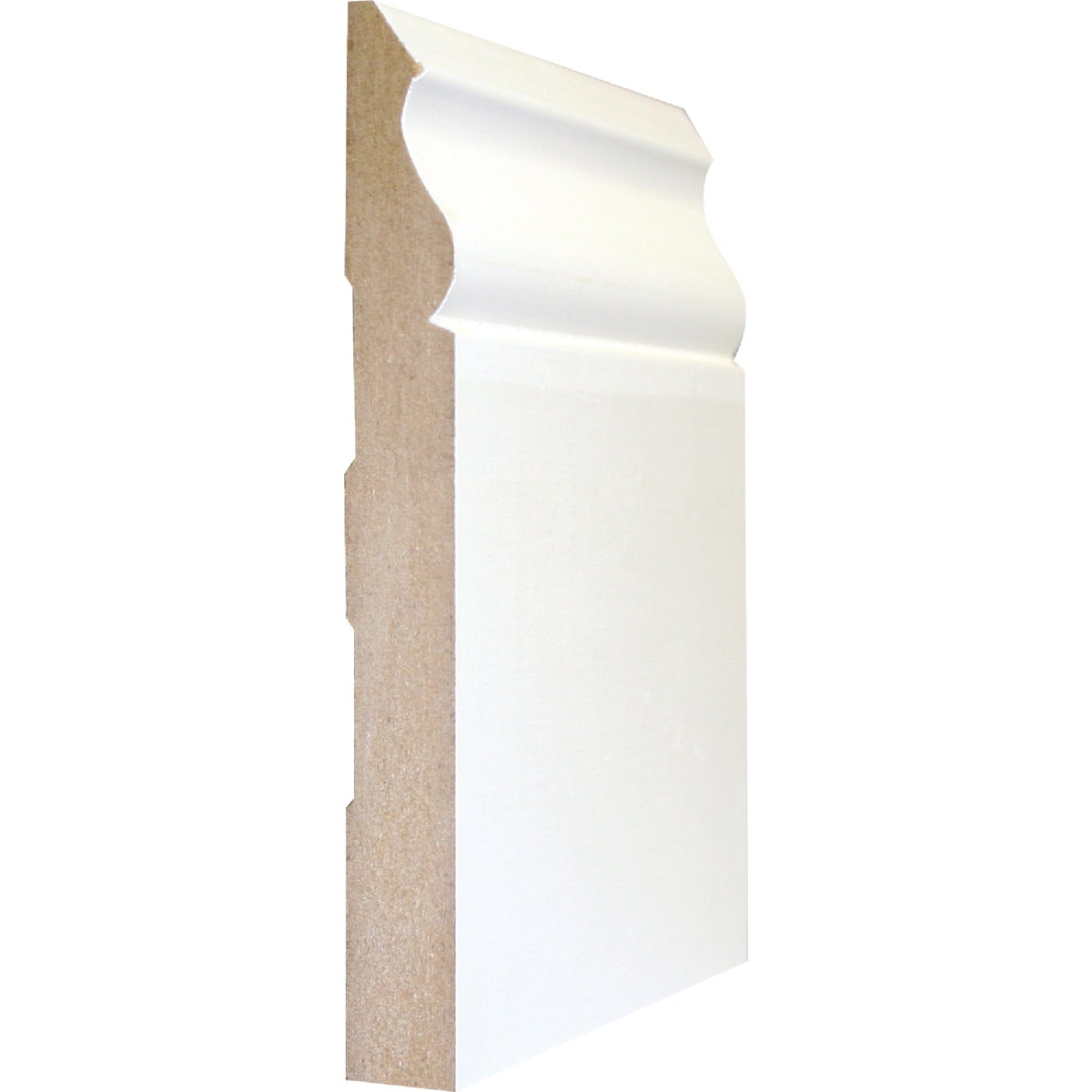 5-1/4X8' PMDF COL BASE - 163E8MDFP by Jim White Millwork