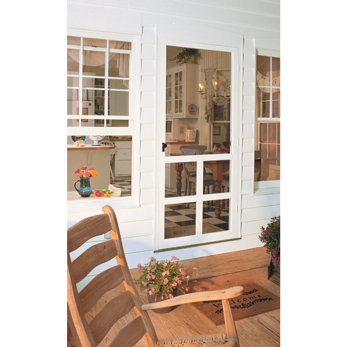 "32"" VICTORIA SCREEN DOOR"
