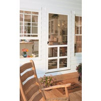 Snavely Kimberly Bay Victoria Vinyl Screen Door, DSVI36