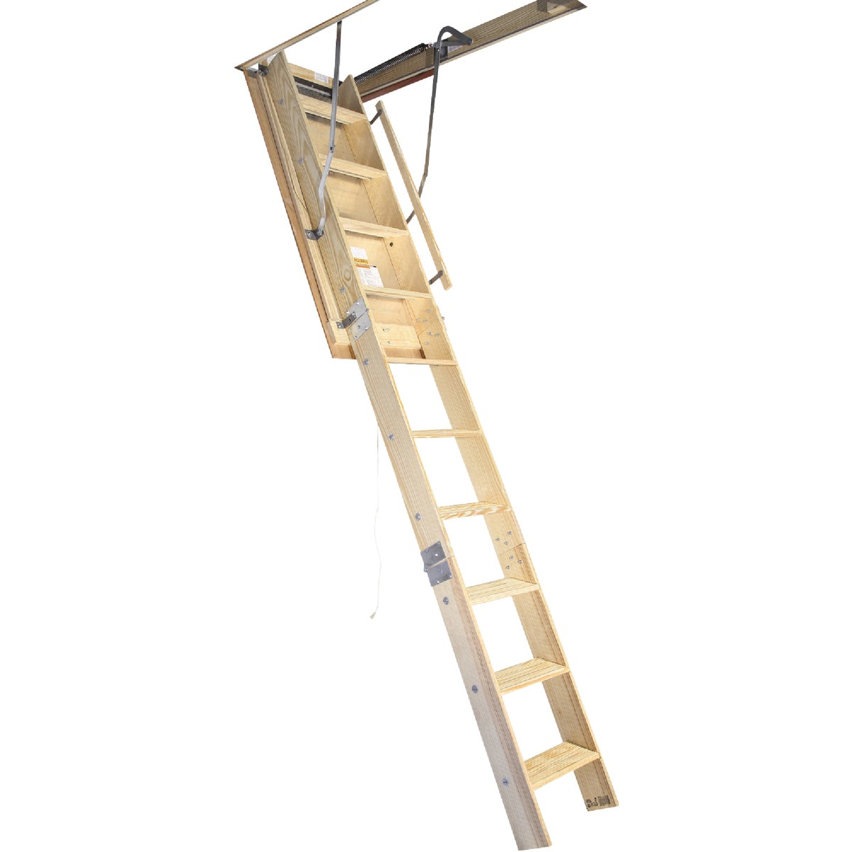 25X105 FIRE ATTIC STAIR - AE89F by Louisville Ladder