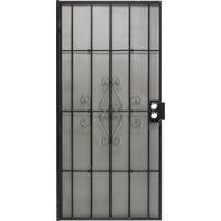 Precision Regal Steel Security Door, 3818BK2668