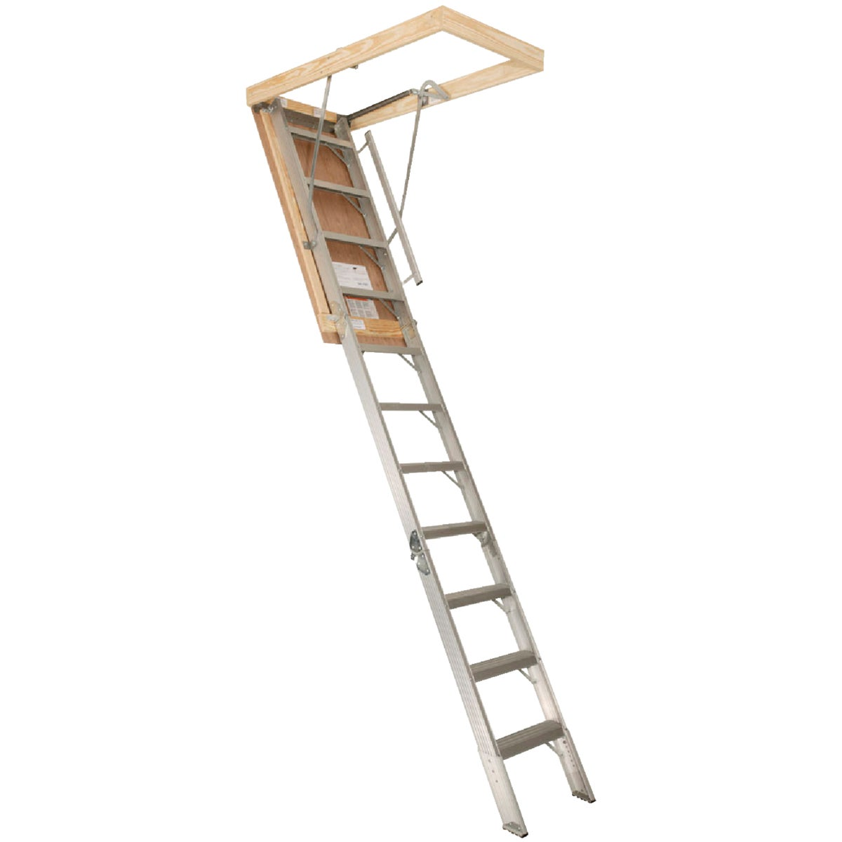22-1/2X64 SUPREME STAIR - FTAL228P by Louisville Ladder