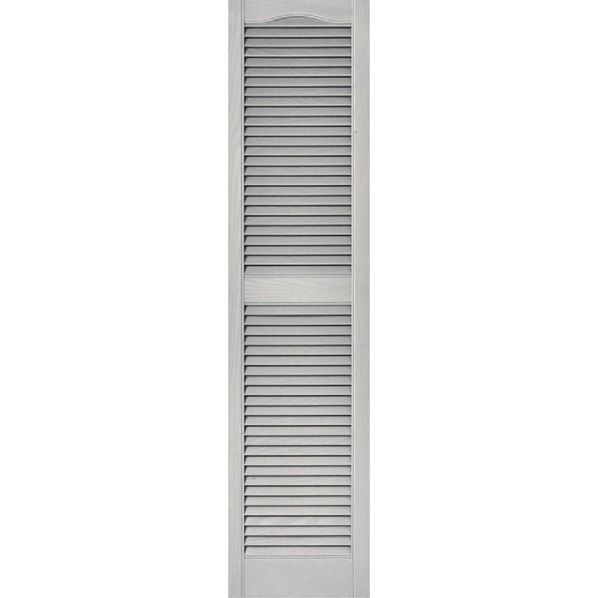 15X55 PBL LOUVER SHUTTER - 020140055030 by The Tapco Group