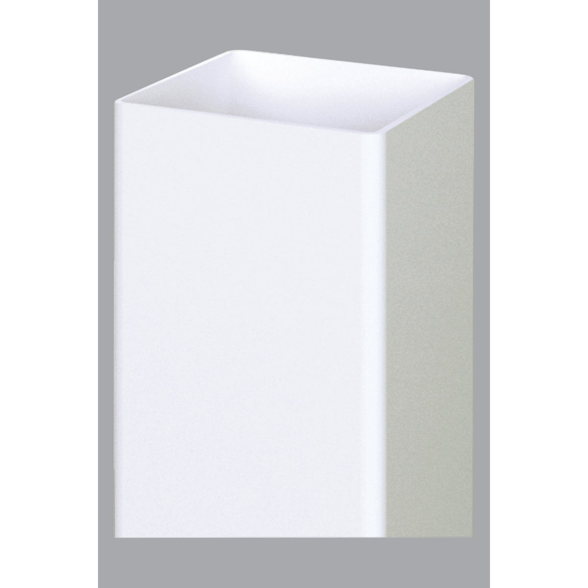 5X5X96 WHT VINYL POST - 127598 by Ufpi Lbr & Treated