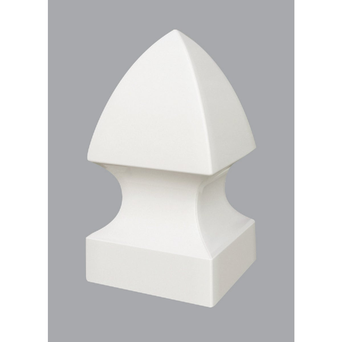 4X4 VNL GOTHIC POST CAP - 127601 by Ufpi Lbr & Treated
