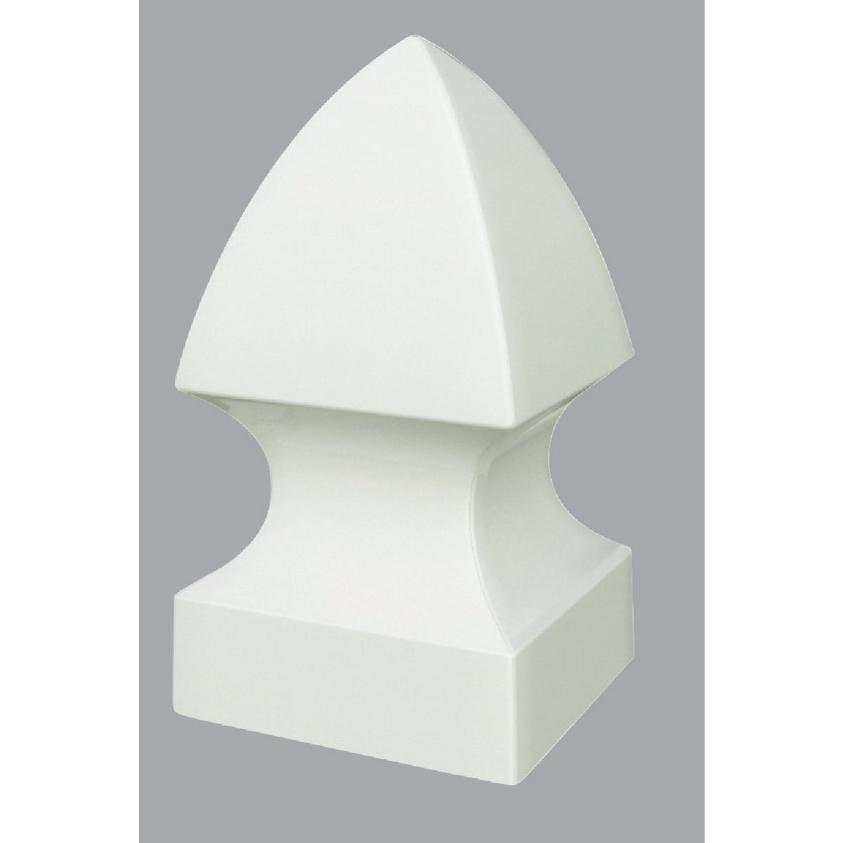 5X5 VNL GOTHIC POST CAP - 127603 by Ufpi Lbr & Treated