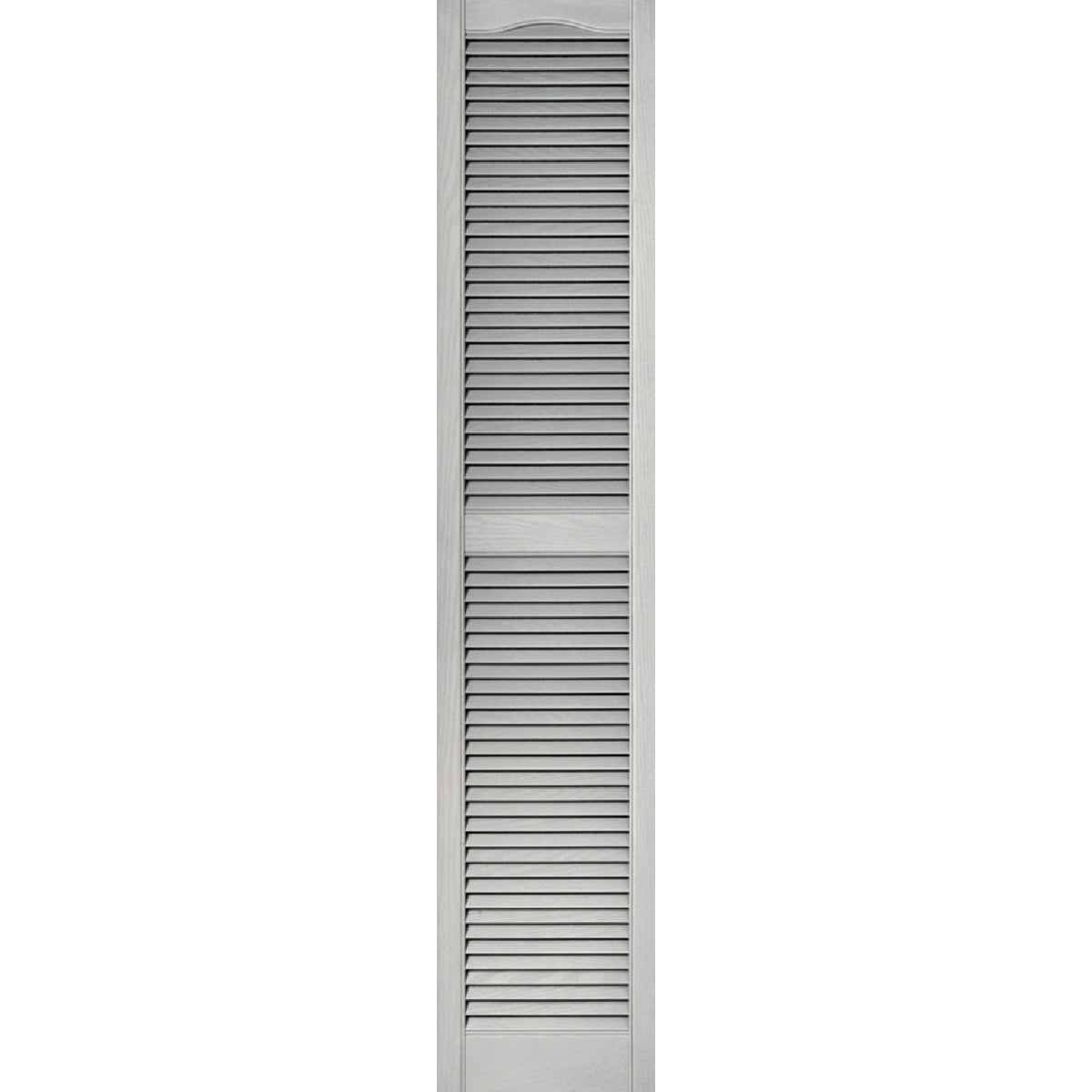 15X72 PBL LOUVER SHUTTER - 020140072030 by The Tapco Group