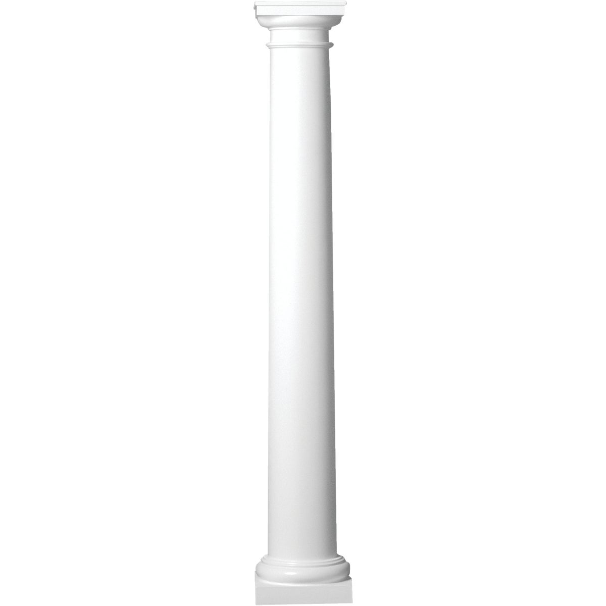 "8""X8' COLUMN RND F/G - 70010808PL by DIXIE PACIFIC"