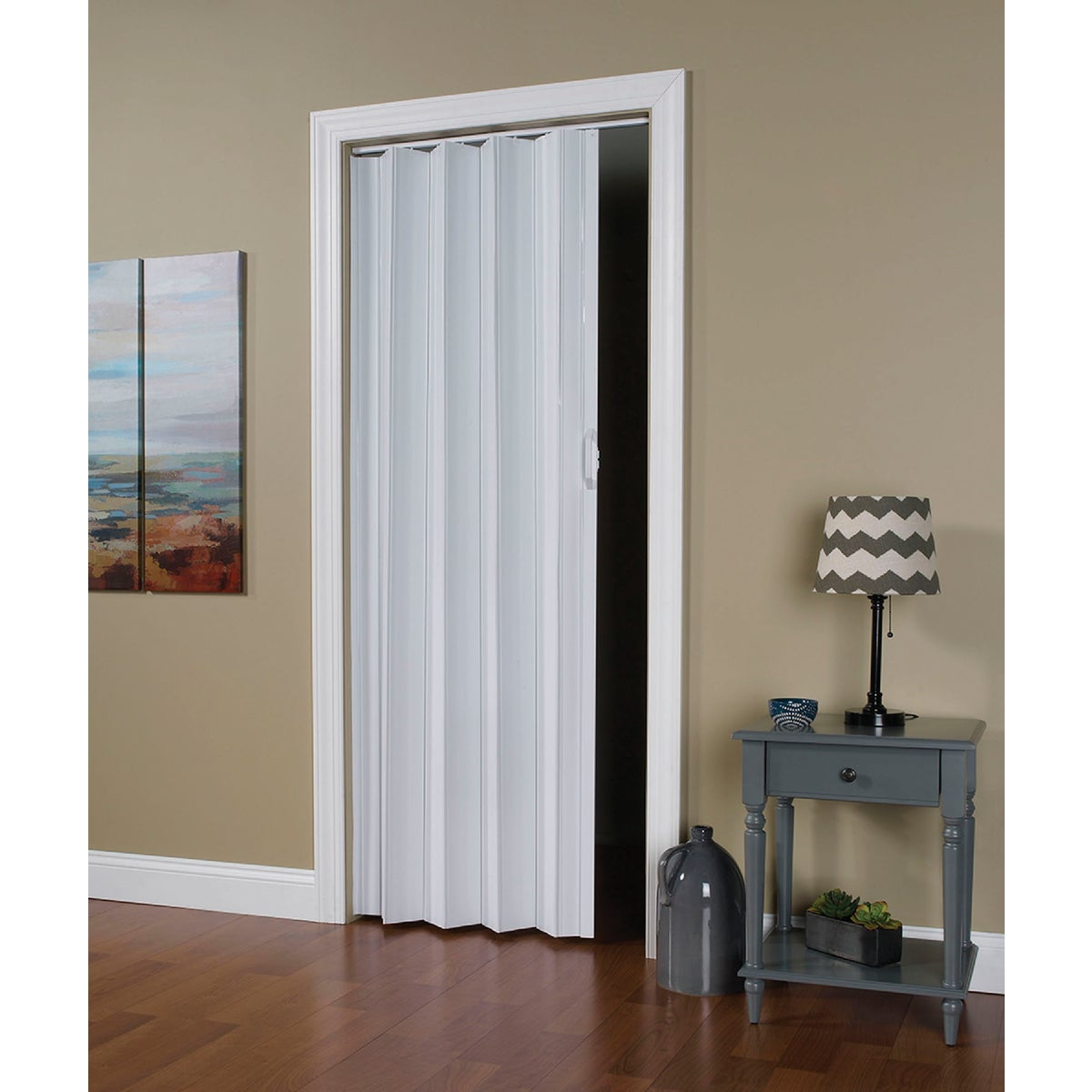 24-36X80 WHITE FOLD DOOR - VS3280HL by L T L Home Products