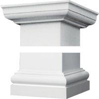 Crown Column Tuscan Cap & Base Set, 6048080802