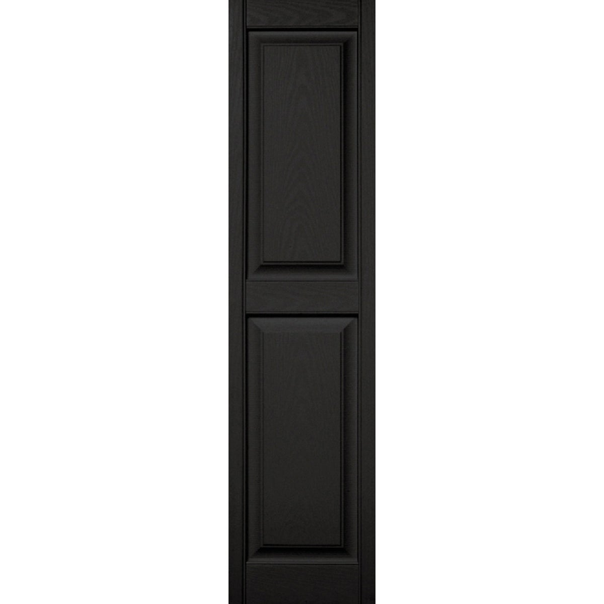 15X59 BLK PANEL SHUTTER - 040140059002 by The Tapco Group