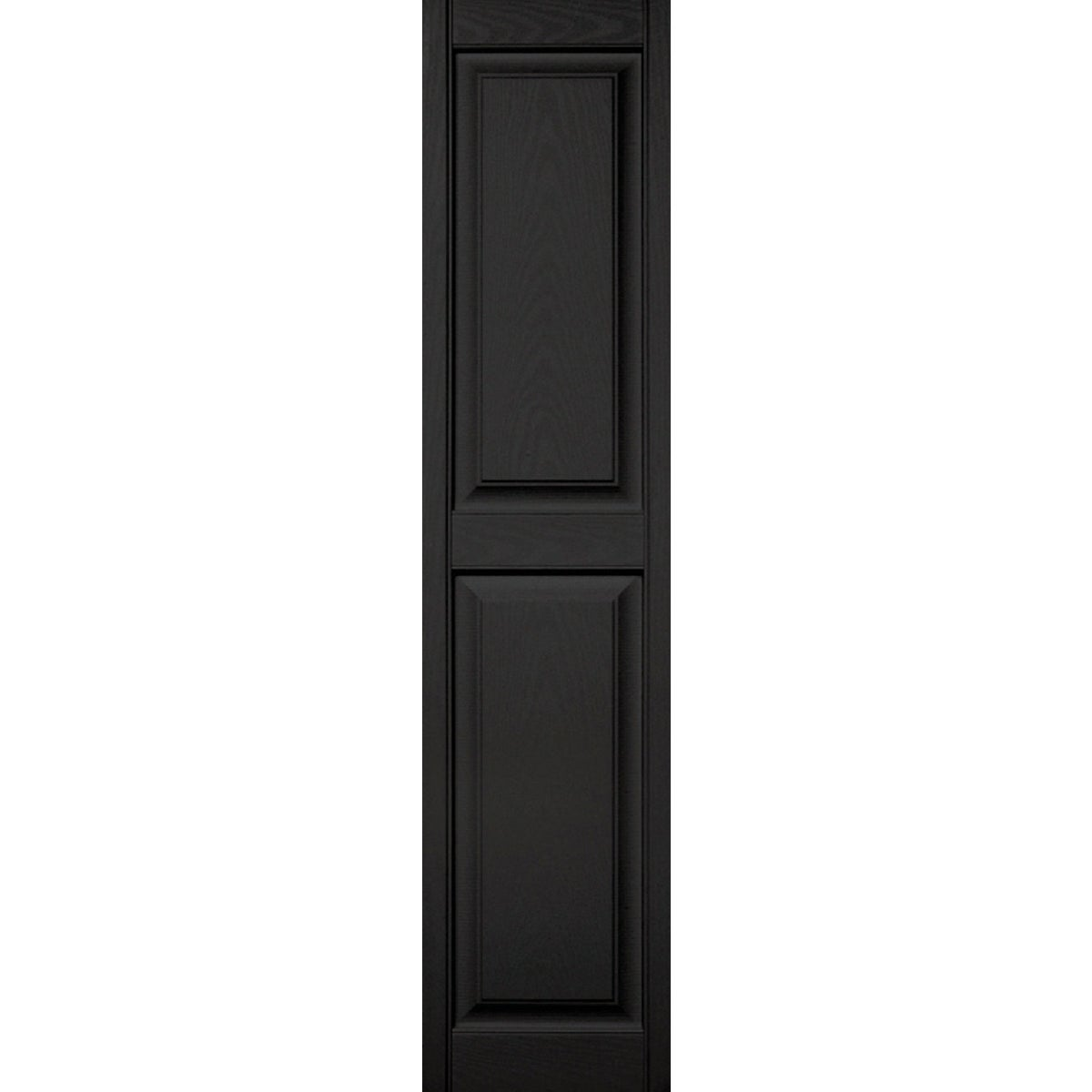 15X63 BLK PANEL SHUTTER - 040140063002 by The Tapco Group