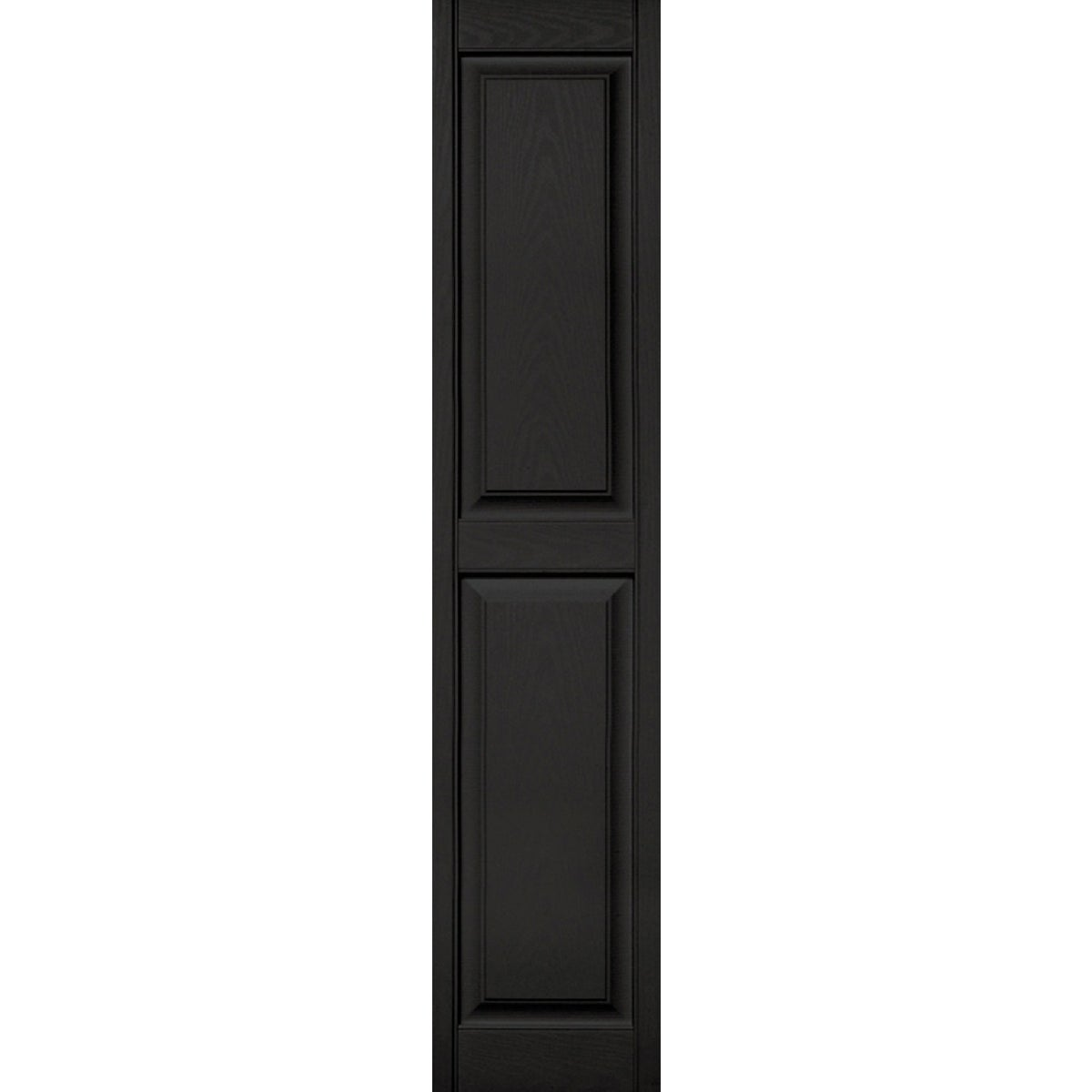 15X71 BLK PANEL SHUTTER - 040140071002 by The Tapco Group