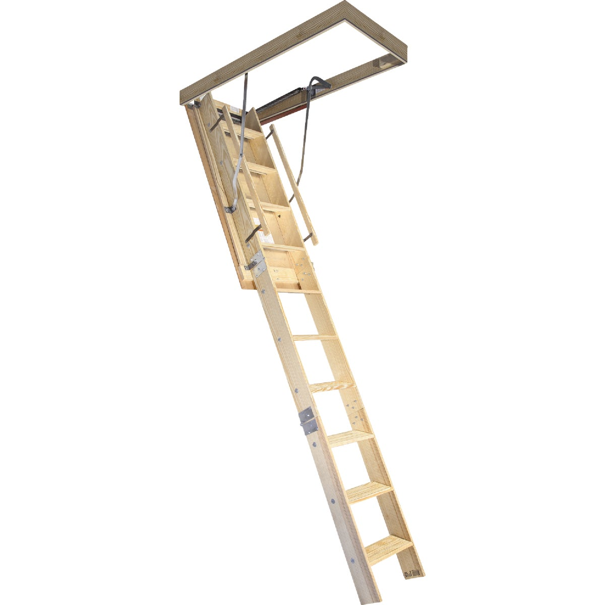 30X54X120 ATTIC STAIR - AG-100 by Louisville Ladder