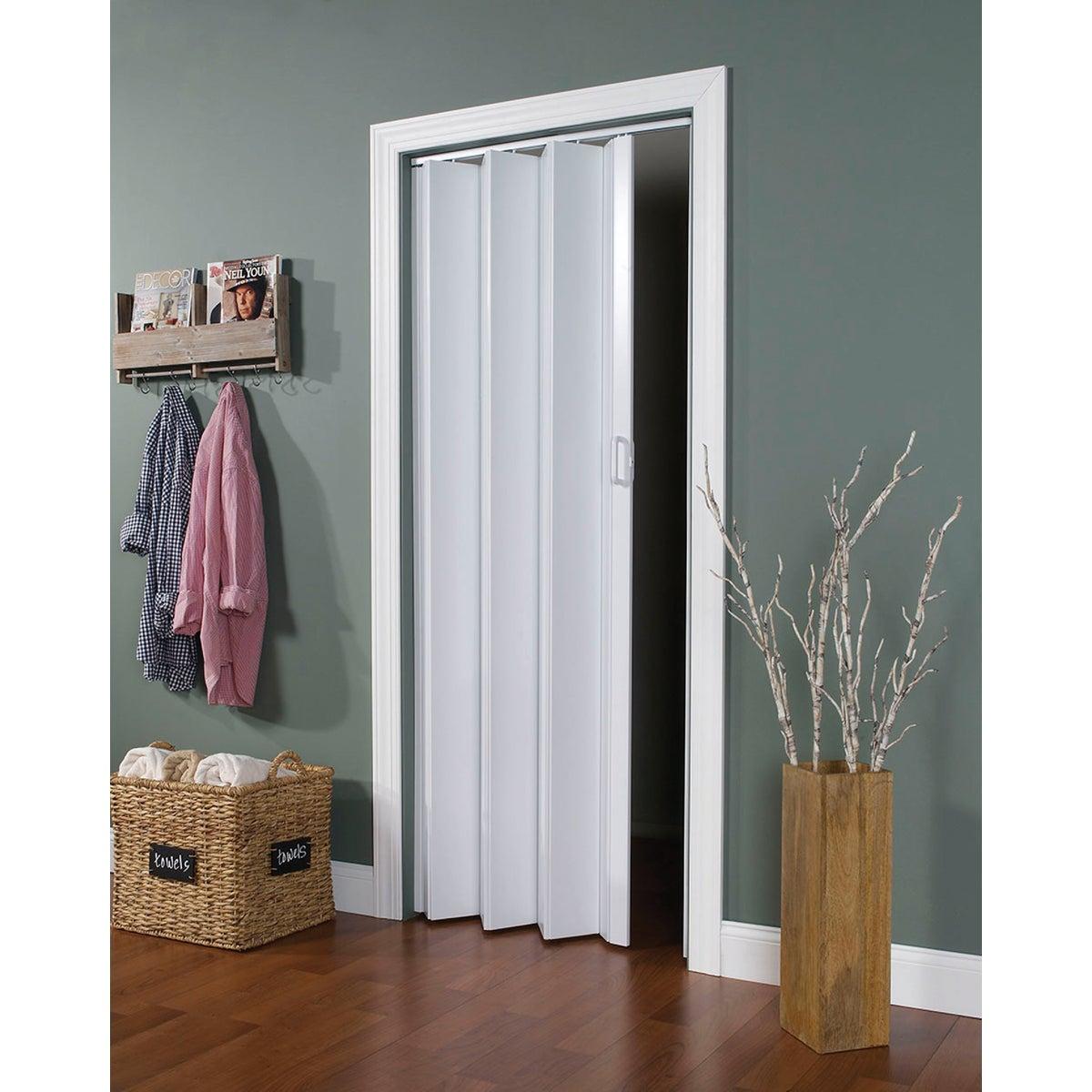 24-36X80 WHITE FOLD DOOR